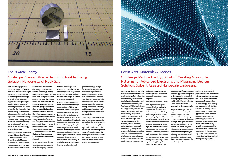 Research and capabilities brochure