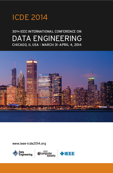 Data engineering conference program